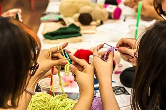 Crocheting and Amigurumi Making Group