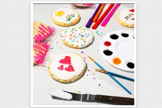 Camp Milk Bar: Cookie Decorating