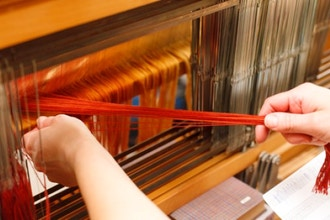 Weaving - Open Studio