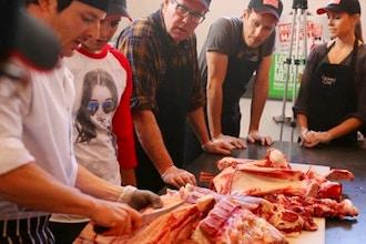 Halloween Hog Breakdown Butcher Class