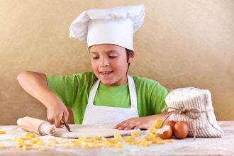 Big Kids Camp: Pasta Week! All 4 Days (Ages 12-16)
