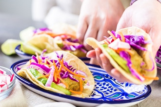 Big Kids: Taco Monday (Hands On) (Ages 12-16)