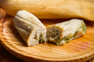 Big Kids: Tamales & Tortas (Ages 12-16) (Hands On)