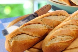 Bread Workshop: Buns, Bread, & Baguettes (Hands On)