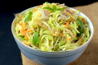 International Vegetarian: Quick Indian (Hands On)