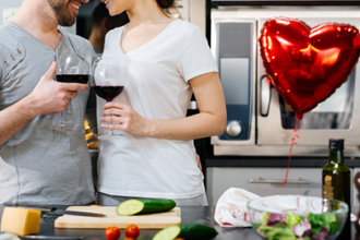 Couples in the Kitchen: Perfect Pairings (Hands On)