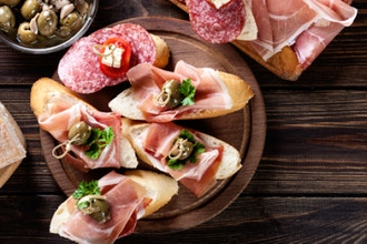 Celebrating the Crush: Tapas & Wines of Northern Spain