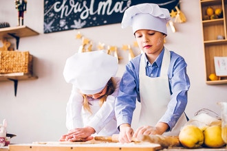 Mid Kids: Fall Baking (Ages 9-11) (Hands On)