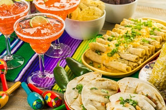 Fresh Mexican Fiesta & Summer Sangria (Cocktail Party)