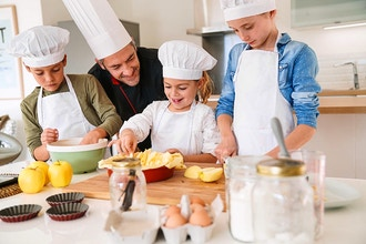 Mid Kids: American Baking (Hands On) (Ages 9-11)