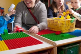 Open Play for Children with Special Needs