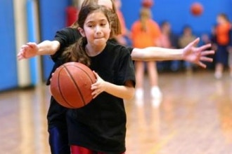 Basketball for Kids: Ages 10 - 15 yrs.