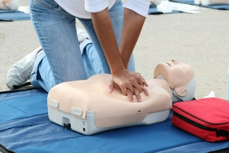 American Red Cross Adult and Pediatric First Aid / CPR