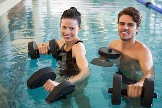 Aqua Aerobics Water Exercise
