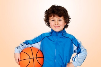 Basketball for Kids: Ages 6 - 10 yrs