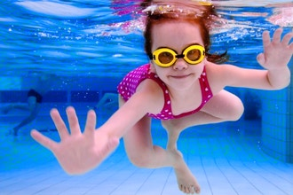 Child Swim Level II - Ages: 6 yrs and up