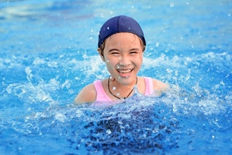 Child Swim Level IV - Ages: 6 yrs and up