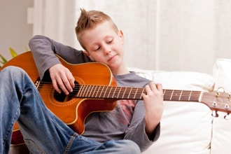 Classical Guitar II (Ages 8+)