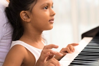 Group Piano: Level I (Ages 6+)