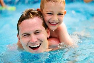 Parent and Preschooler - Ages: 2 - 5yrs