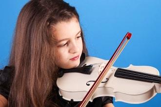 Violin: Level I (Ages 8+)