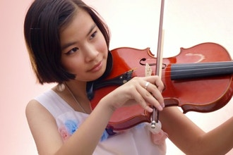 Violin - Level III - Ages: 8 yrs and up