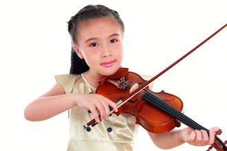 Violin - Level IV- Ages: 8 yrs and up
