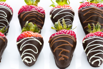 Dipped & Molded Chocolates