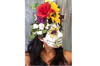Dia de Muertos Headpieces