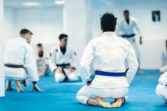 Brazilian Jiu Jitsu - Ages : Teenagers and Adults