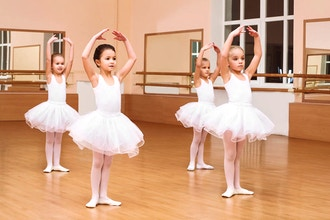 Pre-Ballet: 4-6yrs. (Previous Experience Required)