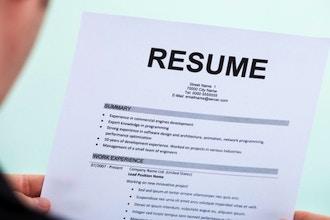 Resume Open Lab