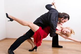 Salsa, Contemporary Dance