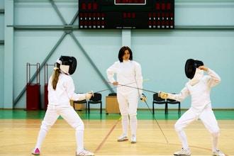 Fencing - Beginner's Class