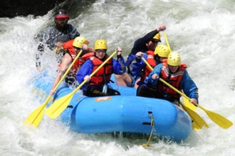Rafting, White Water - St. Joseph River