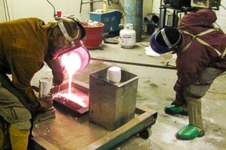 Bronze Casting & Mold Making - Wax Carving Classes Chicago