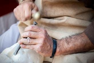 Beginning Stone Carving Workshop