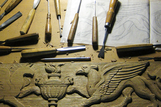 Tools & Techniques: Traditional Relief Carving in Wood