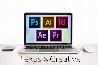 Adobe Creative Cloud Bootcamp–Private (Ps/Ai/Id/Pr/Ae)