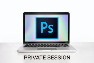 Adobe Photoshop Tutorial—Private Training