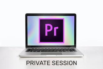 Adobe Premiere Pro Tutorial Private Training