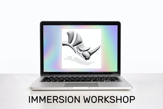 Introduction to 3D Modeling with Rhino (MAC)