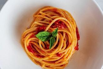 Back to Basics: Lo Spaghetto al Pomodoro di Eataly
