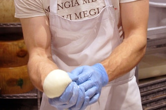 Hands-On Mozzarella Making