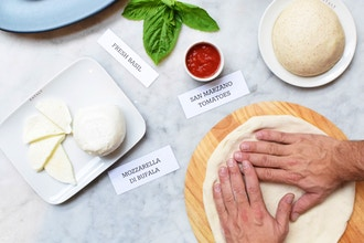 Hands-On Pizza Workshop with Rossopomodoro