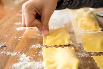 Kids Fresh Pasta Making 101