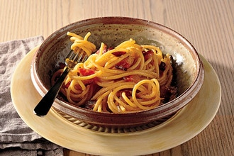 Virtual Cooking: Summer Sauces - Pasta alla Gricia