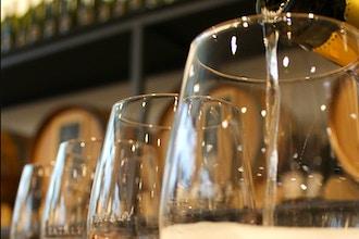 Spring-Inspired Wine Tasting in La Piazza