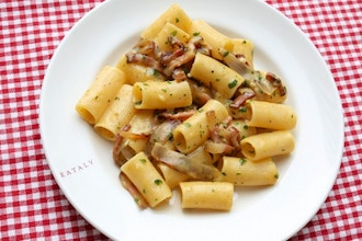 Virtual Cooking: Summer Sauces - Pasta alla Carbonara