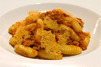 Virtual Cooking: Make Your Own Cavatelli alla Bolognese